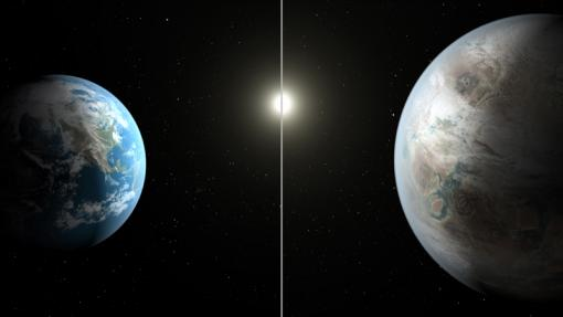 экзопланета кеплер