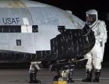 Секретный американский космоплан X37-B