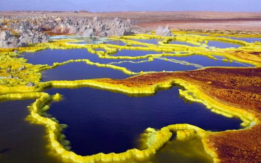 Эфиопия, Вулкан Даллол