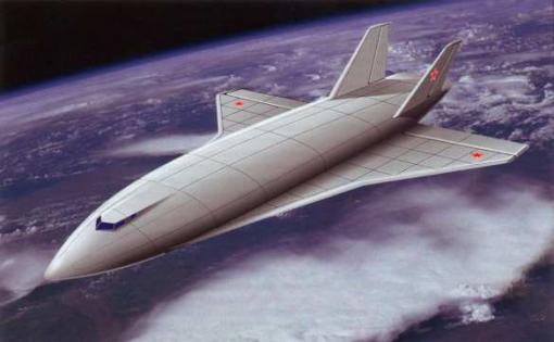 космический самолёт