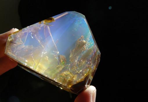 Океан внутри Опала (Ocean Inside An Opal)