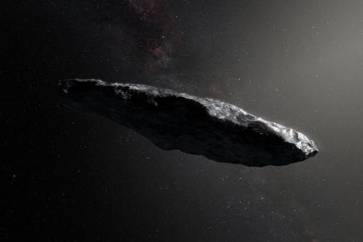 корабль метеорит