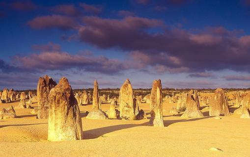 Пинакли, Австралия