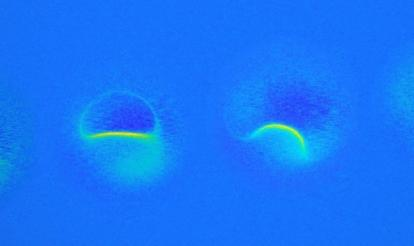 поле атома