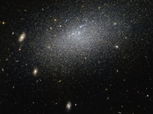 галактика карликовая