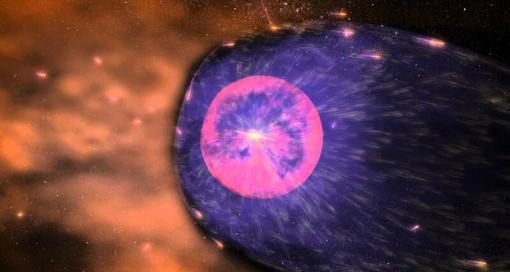 межзвёздный водород